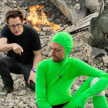Sean Gunn Talks Working With The Russo Brothers On Avengers: Infinity War