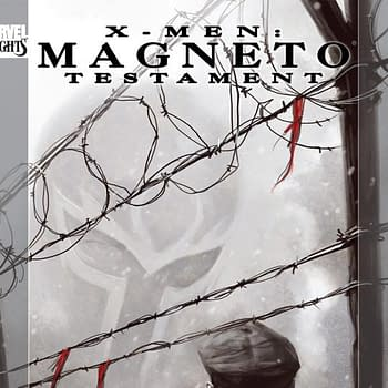 Joshs Throwback Corner – X-Men: The Magneto Testament