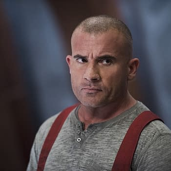 Where Does Mick Rory Sleep A Deleted Scene From DCs Legends Of Tomorrow