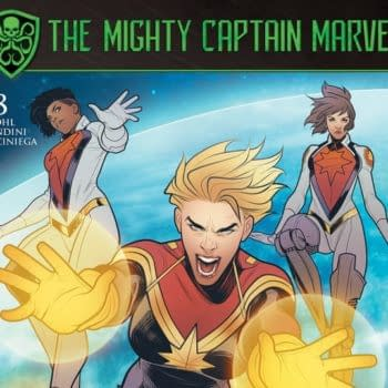 The Mighty Captain Marvel #8 Review- The End Of Quasar…Again