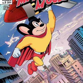Exclusive Extended Previews Of Mighty Mouse Centipede And More