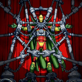 Mister Miracle Is The Most Ambitious Thing Tom King Has Ever Tried To Write