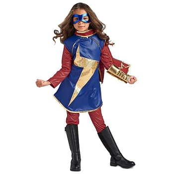 An Official Ms. Marvel Costume Is Now Available At The Disney Store