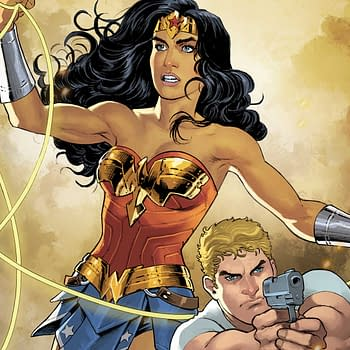 Nicola Scott Draws Wonder Woman In The DC Comics Art Academy