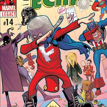 Nick Spencer Leads Creative Team Of Not Brand Echh For Marvel Legacy In November