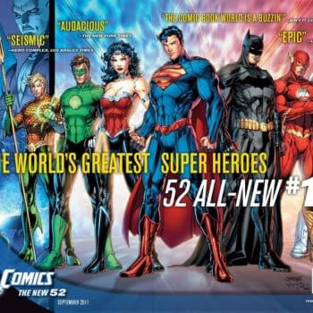 """DiDio: The Nu52 Sold """"A Little Bit"""" Better Than DC Rebirth In Trade Paperback"""
