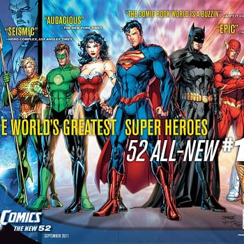 DiDio: The Nu52 Sold A Little Bit Better Than DC Rebirth In Trade Paperback