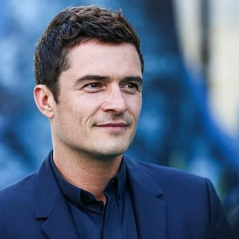 Orlando Bloom Heads To Amazon For Carnival Row