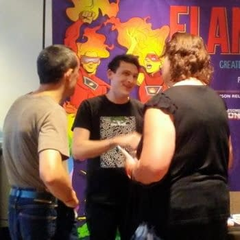 A Look Back At Flame Con 2017: Views From The Show Floor (VIDEO)