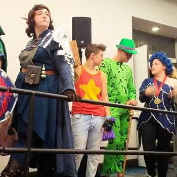 Flame Con 2017: What's A Con Without A Little Cosplay? (VIDEO)