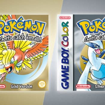 Pokémon Gold & Silver Will Be Getting Special Physical Releases