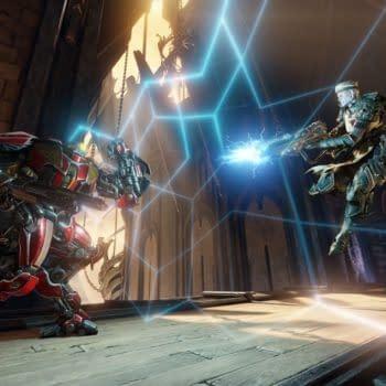 Quake Champions Next Updates Bring in a Bigger Tier Battle Pass