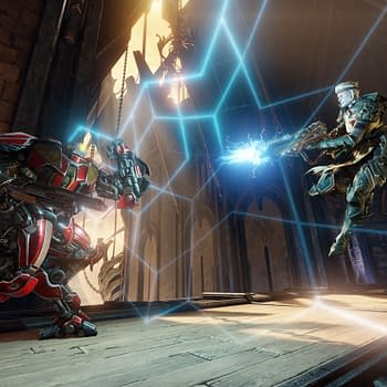Quake Champions Next Updates Bring in a Bigger Tier Battle Pass