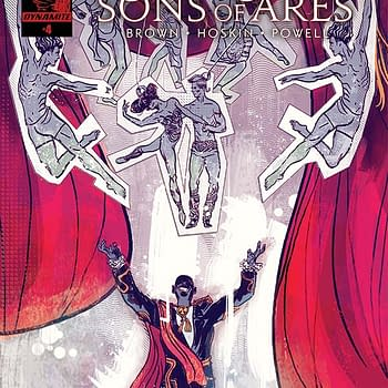 Writers Commentary &#8211 Rik Hoskin Talks Red Rising: Sons of Ares #4