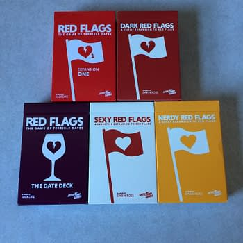 For Better Or Worse: We Review The Red Flags Expansion Decks