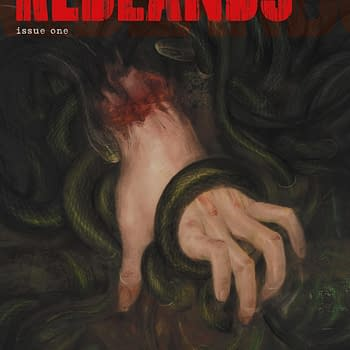 Redlands #1 Review: The End Is The Beginning For Modern Horror Series