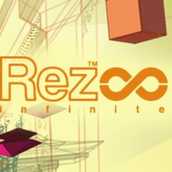 Rez Infinite Got A Surprise PC Launch Today