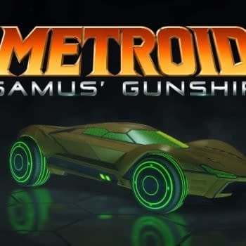Rocket League Will Be Adding Nintendo Themed Cars