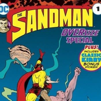 Sandman #1 Review- Another Great Tribute To The King