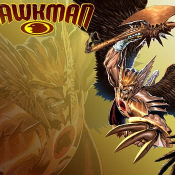 Joshs Throwback Corner: The Savage Hawkman #1-8