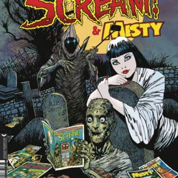 Classic British Horror Comics Scream! And Misty Return This October For Halloween Special