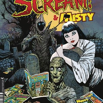 Classic British Horror Comics Scream And Misty Return This October For Halloween Special
