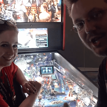 Who Won Bleeding Cools First-Ever Pinball Mania