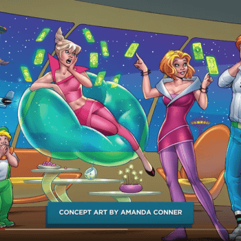 DC Previews 'Jetsons' Reboot From Palmiotti, Brito, And Conner, In Stores November 1