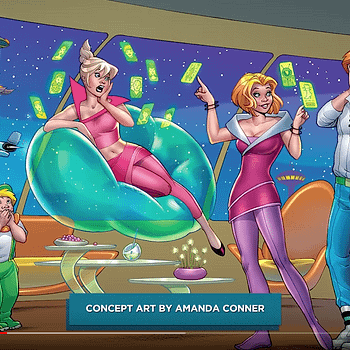 DC Previews Jetsons Reboot From Palmiotti Brito And Conner In Stores November 1