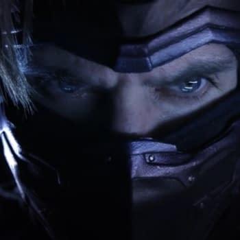 Valiant Releases Teaser For Trailer For Ninjak Vs. The Valiant Universe