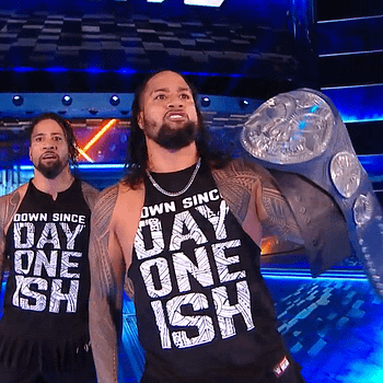 The Usos Take On The New Day To Decide Fate Of The Belts