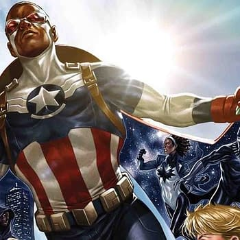 Secret Empire #8 Review: One Of The Better Issues But Still Stuffed With Padding