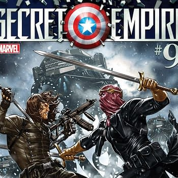 Secret Empire #9 Review: With One Issue Left This Comic Still Hasnt Redeemed Much