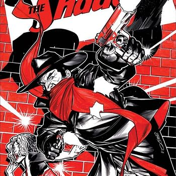 Writers Commentary &#8211 Si Spurrier Talks The Shadow #1