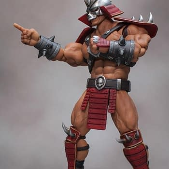 Shao Kahn From Storm Collectibles Is Quite A Sight To Behold