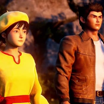 Shenmue III Debuts Their First Teaser Trailer