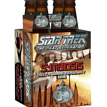 Nerd Food: Set Phasers To Smashed With Star Trek Symbiosis Ale