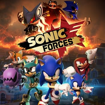Sonic Forces Gets A Three-Minute Japanese Trailer