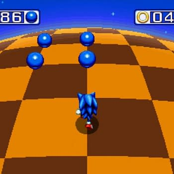A New Sonic Mania Trailer Shows Off Some Favorite Bonus Levels