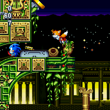 Fast Enough To Go Back In Time: We Review Sonic Mania