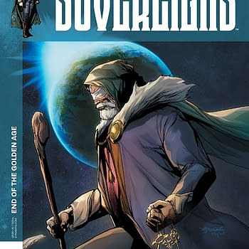 Writers Commentary &#8211 Ray Fawkes Talks The Sovereigns #4