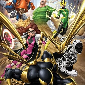Mystery Villain Leads New Sinister Six For Spider-Man From Bendis And Bazaldua