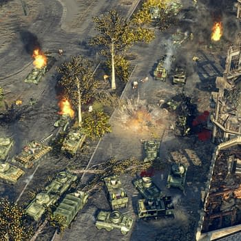 Like Herding Glitching Cats: We Review Sudden Strike 4