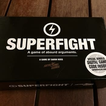 Clashing Like Never Before: We Review Superfight The Card Game