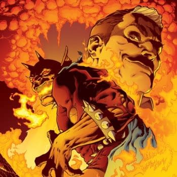 Etrigan Returns In November For 'The Demon: Hell Is Earth' From Constant, Walker, And Hennessy