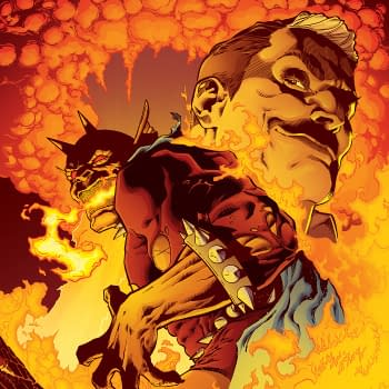 Etrigan Returns In November For The Demon: Hell Is Earth From Constant Walker And Hennessy