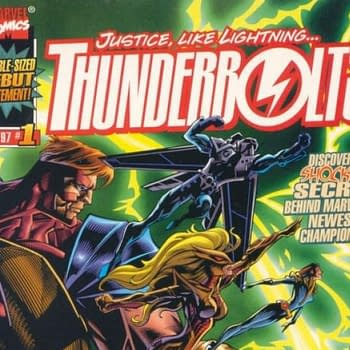 Josh Talks Thunderbolts Part 1: In The Beginning