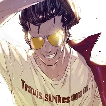 Travis Strikes Again: No More Heroes Coming to Steam and PS4