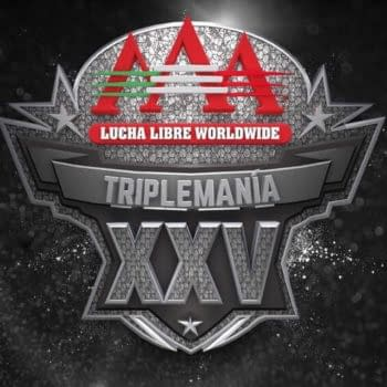 AAA Lucha Libre Worldwide's 'Triplemania XXV' To Air On Twitch