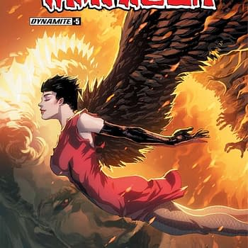 Writers Commentary &#8211 Paul Cornell Talks Vampirella #5